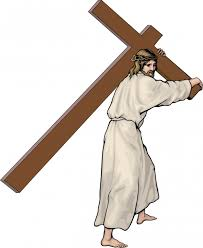 jesuscarriesthecross